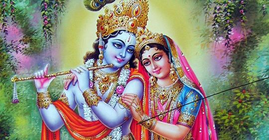 Why is Radha ji worshiped with Lord Krishna not Rukmini?
