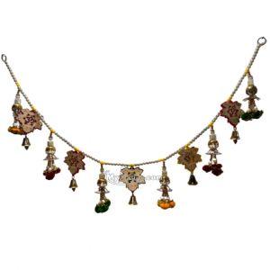 Om & Ganesh Design Toran