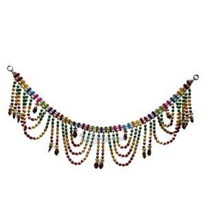 Multicoloured Beads Toran