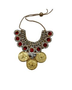 Necklace/Haar for Lord Krishna or Devi Maa