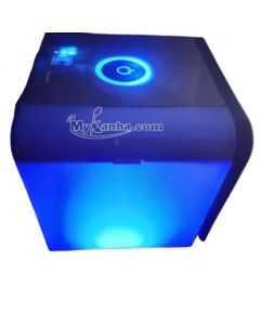 mutli light color AC cooler for laddu gopal