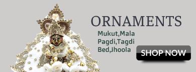 laddu gopal ornaments