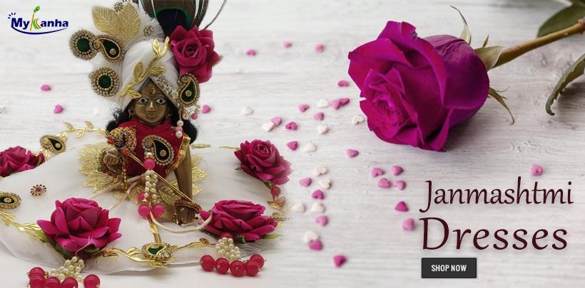 laddu gopal dresses , kanha ji poshak, janmashtmi poshak